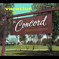 Machito Orchestra - Vacation At The Concord