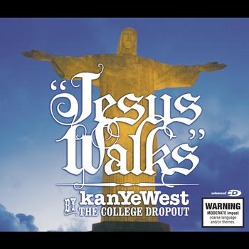 Kanye West - Jesus Walks (UK ECD Maxi)