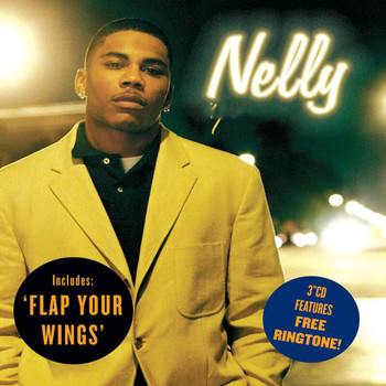 Nelly - Flap Your Wings (UK Pock It CD)