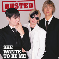"Busted - She Wants To Be Me (3"" Pocket CD)"