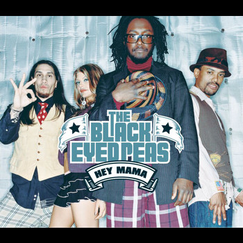 The Black Eyed Peas - Hey Mama (International Version)