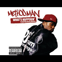Method Man - What's Happenin' (UK 2 trk single)