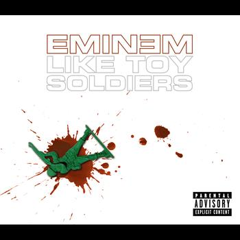 Eminem - Like Toy Soldiers (UK Only Version)