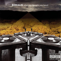 Borialis - What You Thought You Heard (Explicit)