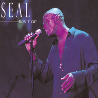 Seal - Don't Cry (U.S. Single 43667)