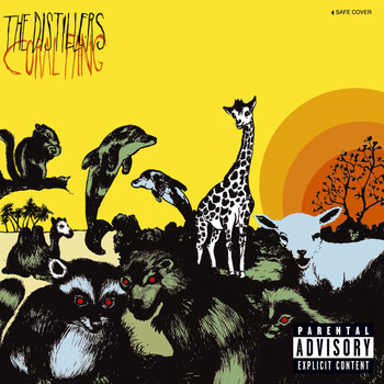 The Distillers - Coral Fang (Alternate Cover   PA Version [Explicit])