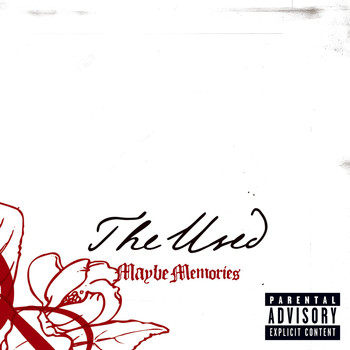 The Used - Maybe Memories (U.S. CD w/ DVD [Explicit])