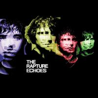 The Rapture - Echoes (UK comm CD)