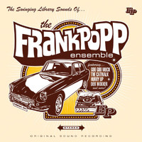 The Frank Popp Ensemble - Ride On With... (Mini Album)