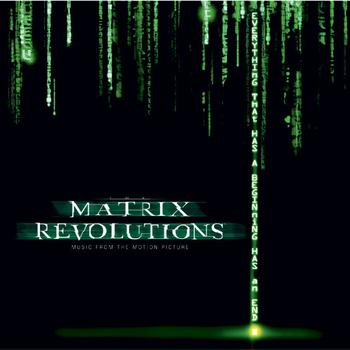 Various Artists - Matrix Revolutions: The Motion Picture Soundtrack (U.S. Version)