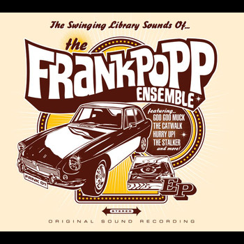 Frank Popp Ensemble - The Swinging Library Sounds Of... (Mini Album)