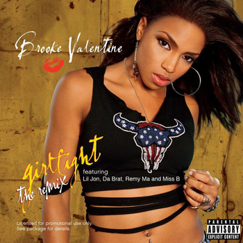 Brooke Valentine - Girlfight (Remix [Explicit])