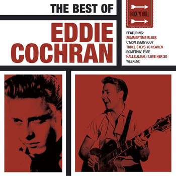 Eddie Cochran - The Very Best Of Eddie Cochran