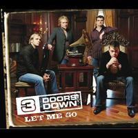 3 Doors Down - Let Me Go (UK Comm Single)
