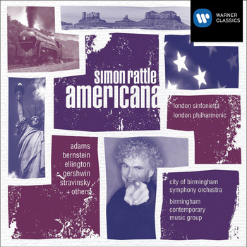 Sir Simon Rattle - Americana