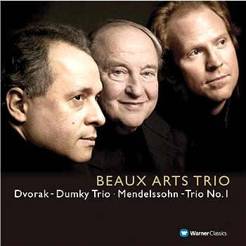 Beaux Arts Trio - Dvorák : Piano Trio No.4, Dumky' & Mendelssohn : Piano Trio No.1