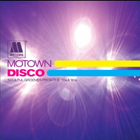 Various Artists - Motown Disco