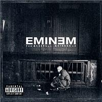 Eminem - The Marshall Mathers LP (U.K. Only)