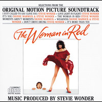 Band / Stevie Wonder / Dionne Warwick - Selections From The Original Soundtrack The Woman In Red