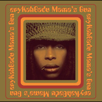 Erykah Badu - Mama's Gun (UK EDITION WITH BONUS TRACK)