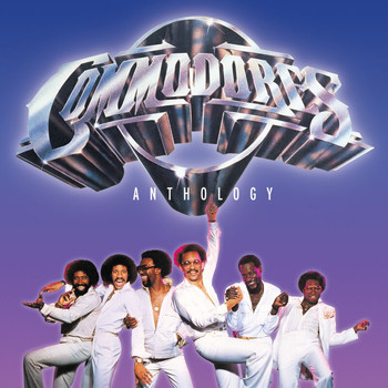 Commodores - The Commodores Anthology
