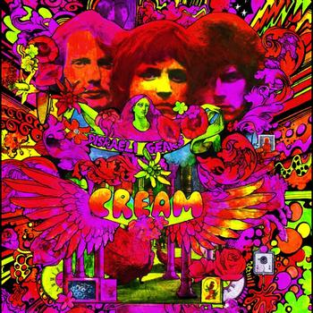Cream - Disraeli Gears (Remastered)