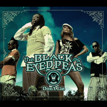 The Black Eyed Peas - Don't Lie (UK Only jewel box version)