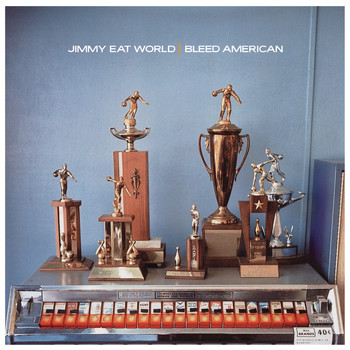 Jimmy Eat World - Bleed American (UK Only Version)