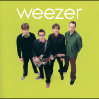 Weezer - Weezer (International (UK Only) Version)