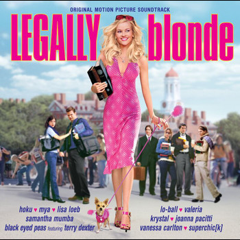 Various Artists - Legally Blonde