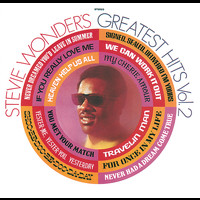 Stevie Wonder - Stevie Wonder's Greatest Hits, Vol.2