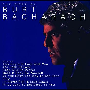 Burt Bacharach - The Best Of Burt Bacharach