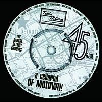 Various Artists - A Cellarful of Motown