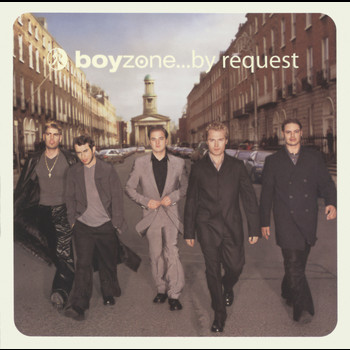 Boyzone - ...By Request (UK version)