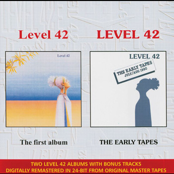 Level 42 - The Early Tapes / Level 42