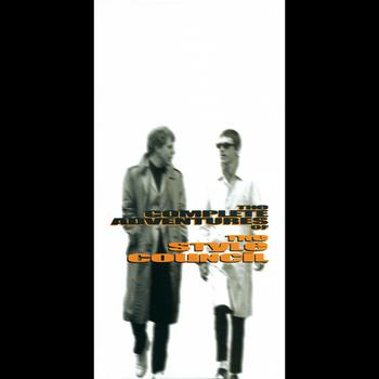 The Style Council - The Complete Adventures Of The Style Council