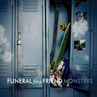 Funeral For A Friend - Monsters (UK CD)