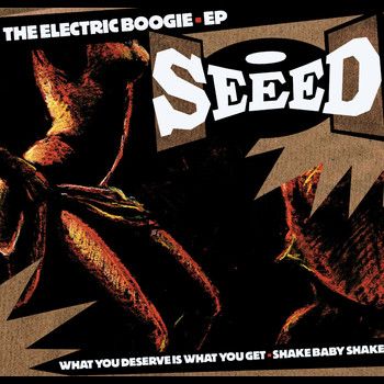 Seeed - What You Deserve Is What You Get (Special Ed.)