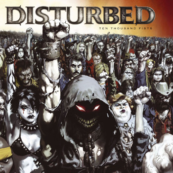 Disturbed - Ten Thousand Fists (Standard Edition)
