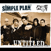"Simple Plan - Untitled (How Can This Happen To Me?) (U.K. 7"")"