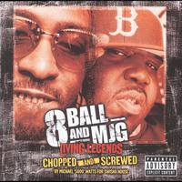 8Ball & MJG - Living Legends