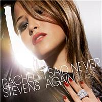Rachel Stevens - I Said Never Again (But Here we Are) (e-single (jewel & stone mix))
