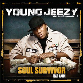 Young Jeezy / Akon - Soul Survivor (UK ECD Maxi)
