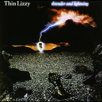 Thin Lizzy - Thunder & Lightning