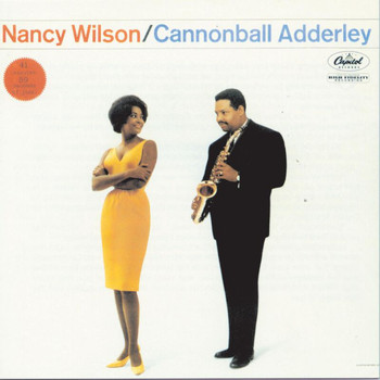 Nancy Wilson - Nancy Wilson/Cannonball Adderley