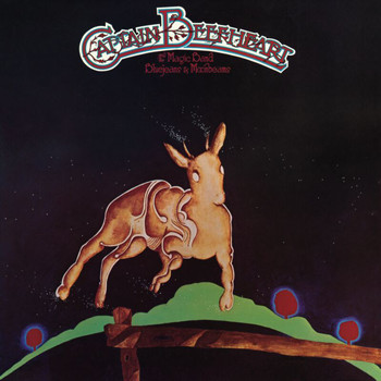 Captain Beefheart - Blue Jeans And Moonbeams