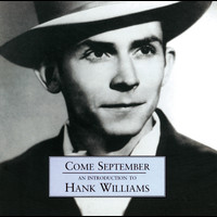 Hank Williams - An Introduction To
