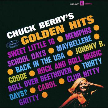 Chuck Berry - Chuck Berry's Golden Hits