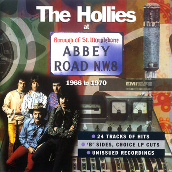 The Hollies - The Hollies At Abbey Road 1966-1970