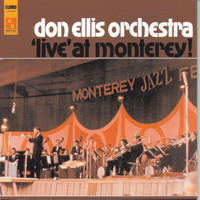 Don Ellis - Don Ellis Live At Monterey